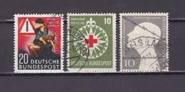 BRD - 1953 - Michel Nr. 162+164/65 - Gest. - BRD