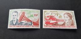 Afars Et Issas Yvert PA 110-111** - Afars Et Issas (1967-1977)