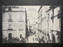 Italie - Campania - CPA - Cava De' Tirreni - Cava Deï Tirreni - Corsa Umberto 1er De Plazza Nicitera - 1911 - B.E - - Cava De' Tirreni