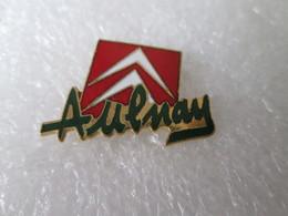 PIN'S    CITROEN  AULNAY  EGF  STARPIN'S - Citroën