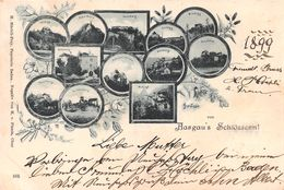 Argau's Schlössern! 1899 - AG Argovia