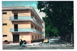 IT-3347   TELESE : Clinica S. Francesco E Viale Terme - Benevento