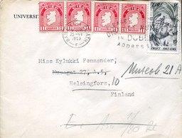 51740 Ireland,  Circuled Cover 1968 As Scan - 1949-... Repubblica D'Irlanda