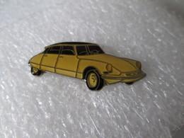 PIN'S    CITROEN   DS - Citroën