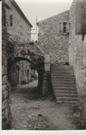 CARTE-PHOTO 07 LAGORCE  VIEIL ARCEAU - France