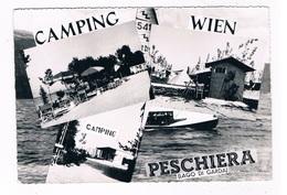 IT-3356   PESCHIERA : Camping Wien - Verona