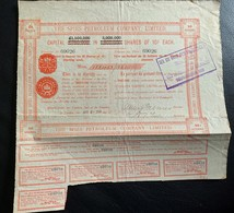 60348 - The Spies Petroleum Company 1914 - S - V