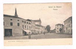 IT-3369  AZZANO : Piazza - Perugia