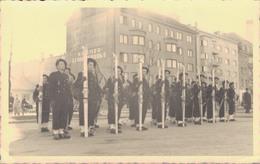 J54 - MILITARIA - INNSBRUK - Occupation Française En Autriche - 13e Bataillon De Chasseurs Alpins - 18 Février 1951 - Régiments