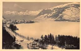 ZELL Am SEE AUSTRIA~g D STEIN MEER~1938 PHOTO POSTCARD 42811 - Zell Am See