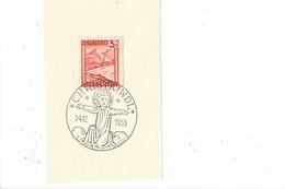 24171 - Christkindl 24.12.1953 Sur Fichet - Noël