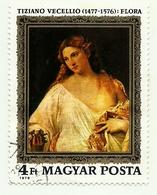 1976 - Ungheria 2509 Morte Di Tiziano - Celebrità