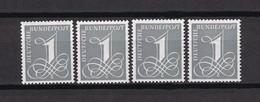 BRD - 1958/60 - Michel Nr. 285 - Postfrisch - 40 Euro - BRD