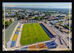 84  AVIGNON   .. Vue Aerienne Du  STADE 2 - Avignon