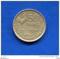 50  Fr  1954 B - France