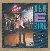"7"" Single, Ben E. King - Stand By Me - Disco, Pop"