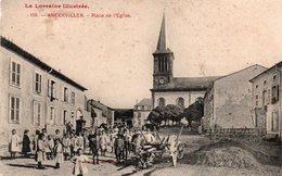 ANCERVILLER-54-PLACE DE L'EGLISE - France