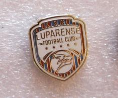 ASD Luparense FC Calcio Insignes De Football Badges Insignias De FÚtbol Fußball-Abzeichen Spilla - Calcio