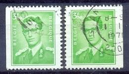BELGIUM Belgie1970 1563 En A  Boekje  7 - Used ( Booklet, Carnet ) - Belgique