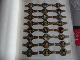 Mercator; 1965 Sir Winston Churchill N°1 à 24 - Bauchbinden (Zigarrenringe)