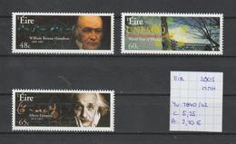 Ierland 2005 - Yv. 1640/42 Postfris/neuf/MNH - Unused Stamps