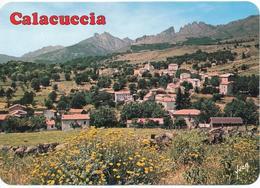 CALACUCCIA (20.Corse) Vue Générale - Andere Gemeenten
