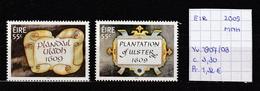 Ierland 2009 - Yv. 1907/08 Postfris/neuf/MNH - Unused Stamps