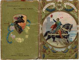 CALENDRIER DE 1919   Profumeria Fratelli Cella Milano  1919 - Calendriers