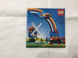 LEGO  CATALOGO DEPLIANT 1975 ITALIANO - Catalogs
