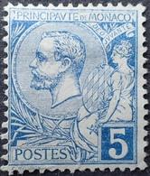 FD/3601 - 1891 - MONACO - N°13 NEUF(*) - Ungebraucht