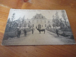 Ieper, Ecole De Bienfaisance, Facade Principale - Ieper