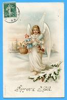 Natale Noel Weihnachten Christmas  Ange Jouets - Angeli