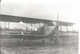 PHOTO AVION CAUDRON A IDENTIFIER     12X17CM - Aviazione