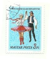 1977 - Ungheria 2568 Danze Folkloristiche - Dance