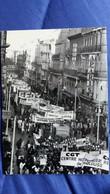 CPSM VOYAGE DU PRESIDENT DE LA REPUBLIQUE VALERY GISCARD D ESTAING TOULOUSE NOV 1979 MANIFESTATION ALSACE LORRAINE - Manifestazioni