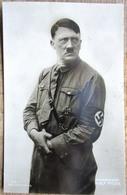 Sonderkarte Reichskanzler Adolf Hitler Gelaufen Mit Marken Und SST Berlin 1938 - Lettere