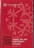 Catalogue Yvert Tellier 2006 Tome 2   2e Partie   Camdodge A Laos   Pays Independants D Afrique 1024 Pages 550gr - France