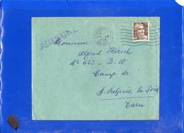 ##(DAN202)- FRANCE 1946 - Cover From Strasbourg To Saint-Sulpice-la-Pointe, Censored-censure - France