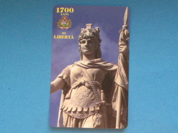 SAN MARINO C&C 7048 - 1700° REPUBBLICA LA LIBERTA' - NUOVA MINT - San Marino