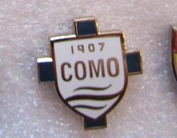 1907 Como Calcio Insignes De Football Badges Insignias De FÚtbol Fußball-Abzeichen Spilla - Calcio