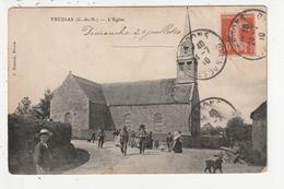 TREDIAS - L'EGLISE - 22 - Autres Communes