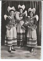 PONT-AVEN - REINE Des FLEURS D'AJONCS Et Deemoiselles D'Honneur 1953 - N°1378 REMA Caoudal éditeur - Pont Aven