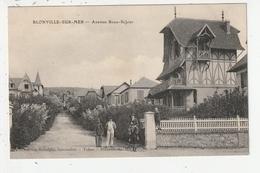 BLONVILLE SUR MER - AVENUE BEAU SEJOUR - 14 - Otros Municipios