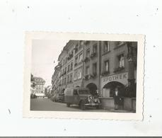 BERNE (SUISSE) PHOTO RUE 1945 - Lugares