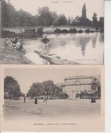 DEPT 36  -  LOT DE 20 CARTES  -  Voir Scans  - - Postcards