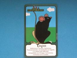 SAN MARINO C&C 7064 - OROSCOPO CINESE TOPO - NUOVA MINT - San Marino