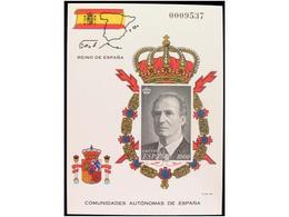 SPAIN: PRUEBAS OFICIALES FNMT - España