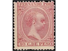FERNANDO POO - Fernando Po