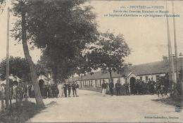 BRUYERES EN VOSGES Entrée Des Casernes Humbert Et Mangin - Bruyeres
