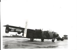 PHOTO AVION NORD 2501 N°206 CAMBRAI 16 MARS 1976  16X12CM - Aviation